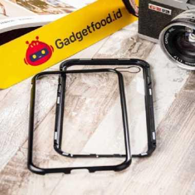 harga Case Magnetic Glass 360 Full Protect iPhone 7 Dan iPhone 8 Casing HP Terbaru COD - BLACK Apple iPhone 7 Blibli.com