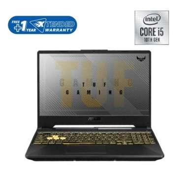 harga ASUS FX506LI-I55TB6T-O Gaming Notebook [Intel Core i5-10300H / GTX1650Ti_V4G / 8G / 512G / 15.6inch / Win10 / OPI] Fortress Grey Blibli.com