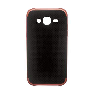 iPaky Backcase Casing for Samsung Z2 - Rose Gold