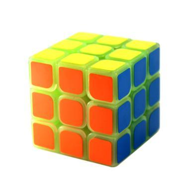 Rubik Glow Mainan Edukasi 3x3 Limited Series