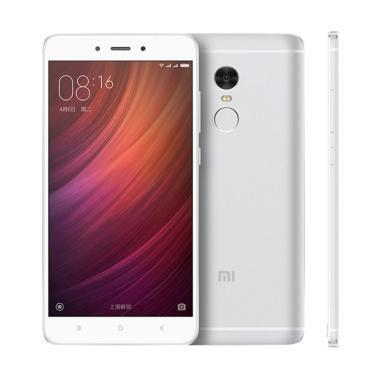 Xiaomi Redmi Note 4 Smartphone - Silver [64 GB/3 GB]
