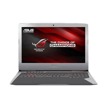 Asus G752VY-GC455T Notebook - Gray  ... 980M 8GB/17.3 FHD/WIN 10]