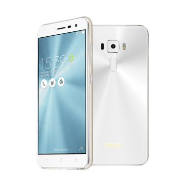 Asus ZenFone 3 ZE520KL Smartphone - Moonlight White [32 GB/3 GB]