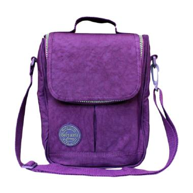 Baby Scots 68 Platinum Mommy Bag - Purple