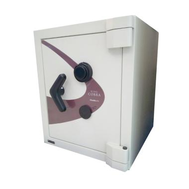 Chubb Safes Type King Cobra 1 Brankas - Putih