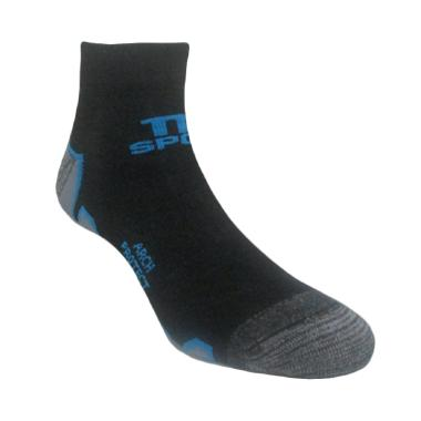 Marel Socks MA1P 16 RUN002 Running Ankle Socks - Black Blue