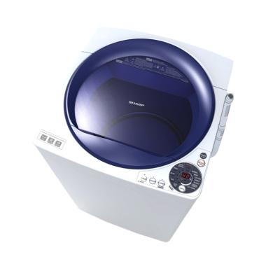 SHARP ES-M805P-WB Washing Machine [Top Loading/8 Kg]