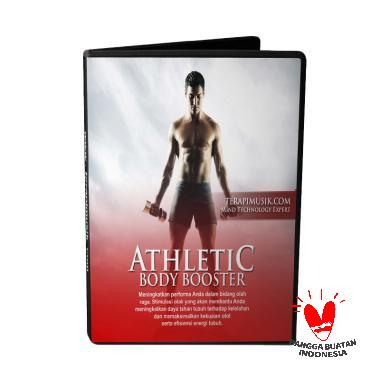 Athletic Body Booster Hitam