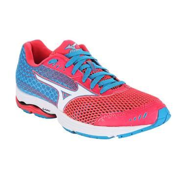 Mizuno Wave Sayonara 3 (W) J1GD153001 Sepatu Lari