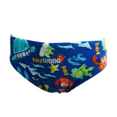 Arena AJT-16251 Junior Boys Swim Trunk RB [Size 28J]