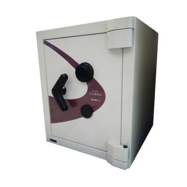 Chubb Safes Type King Cobra 5 Brankas - Putih