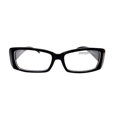 Ionspec Model 02 Kacamata Terapi Kesehatan - Black