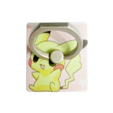 Ring Standing Iring Pokemon Phone Holder - Gold