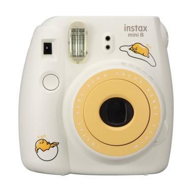 Fujifilm Instax 8 Gudetama Special Edition Kamera Pocket