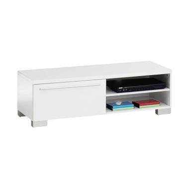 JYSK Aakirkeby Bench Rak TV -  High Gloss [1 Drawer]