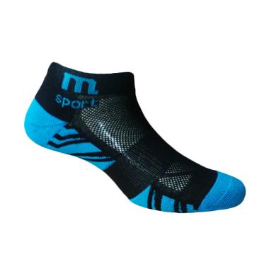 Marel Ankle Sport Socks 16 SPO001 - Black Blue