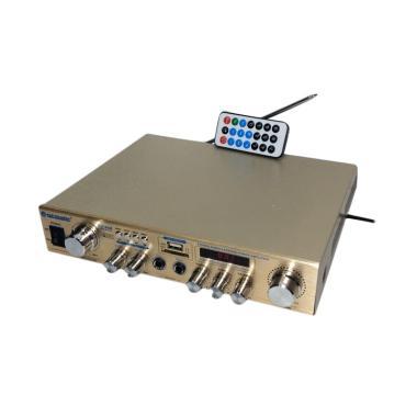 Acoustic AV980 Amplifier [Mp3/ Radio/ Karaoke/ AC/DC]