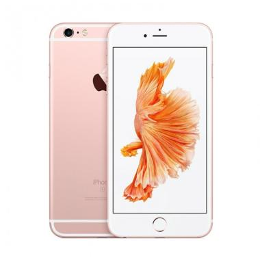 harga Apple iPhone 6S Plus 64 GB Smartphone - Rose Gold [Refurbish] + Free Powerbank Blibli.com