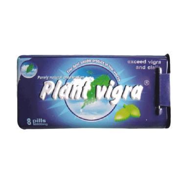 Plant Vigra Obat Kuat Vitalitas Herbal