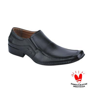 Catenzo DF 006 Fullerton Kulit Sepatu Kerja Pria