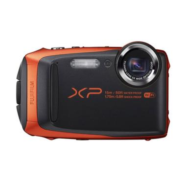 Fujifilm FinePix XP90 Kamera Pocket - Orange