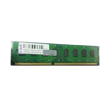 V-GeN Long Dimm Memory RAM [DDR3/4GB/PC12800/1600Mhz]