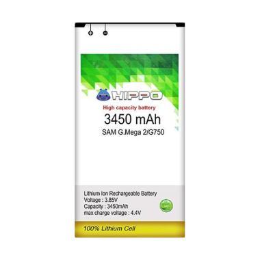 HIPPO Battery for Samsung Galaxy Mega 2 G750 [3450 mAh]