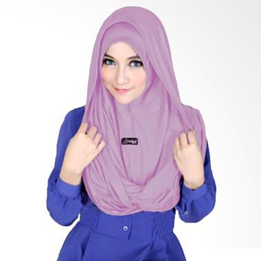 Milyarda Hijab Sosor Twist Kerudung - Lavender