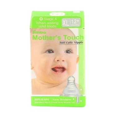 Simba Mother Touch Standard Cross Nipple [Size XL]