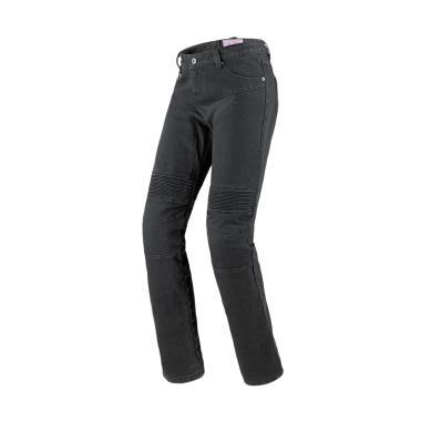 Spidi Furious Lady Black Jeans Celana Touring