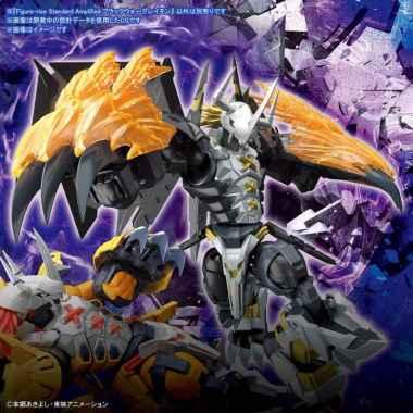 harga Bandai Hobby - Digimon - Black Wargreymon (Amplified), Bandai SpiritsFigure-Rise Standard Blibli.com
