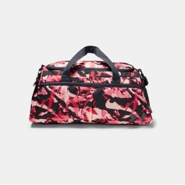 Under Armour Women's  Undeniable Duffle - Small - Peach Frost - Jet Gray - Jet Gray - Peach Frost