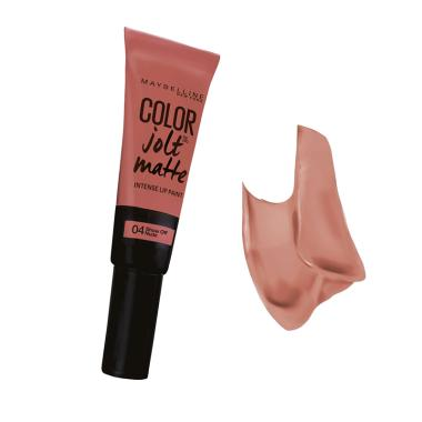 Maybelline Lip Studio Colour Jolt Matte Lip Cream - 04