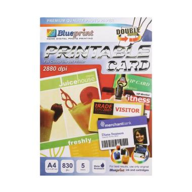 Blueprint BP-PCA4830 Printable Card [A4]