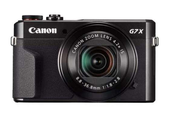 Readystok Camera Canon G7X Mark Ii Powershot- Canon Powershot G7X Mark Ii Ori Multicolor