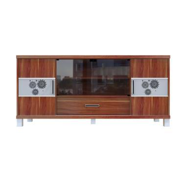 Super Furnitur AV 627 Harmony Lemari TV