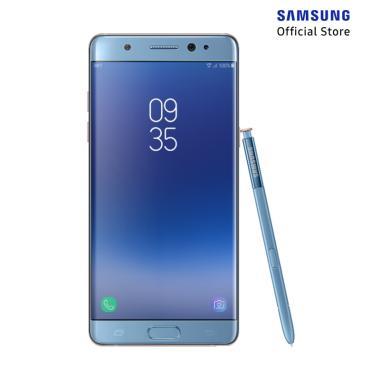Samsung Galaxy Note FE Smartphone - Blue Coral [64 GB/ 4 GB/ O]
