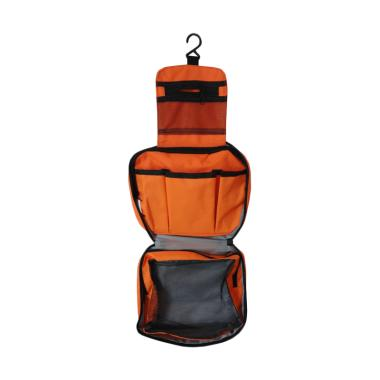 Miniso Mate Organizer Toiletries Travel Bag - Orange