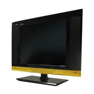 Niko NK1701 TV LED - Black Gold [17 Inch]