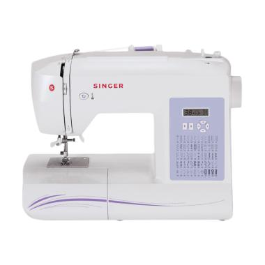 SINGER Brilliance 6160 Mesin Jahit Portable