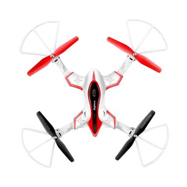 SYMA X56W Drone With 0.3MP HD Camer ... ontrol Quadcopter - Putih