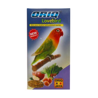 ORIQ JAYA Makanan Burung Lovebird