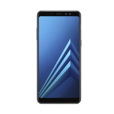 Samsung Galaxy A8 Plus Smartphone - Black [64GB/6GB]