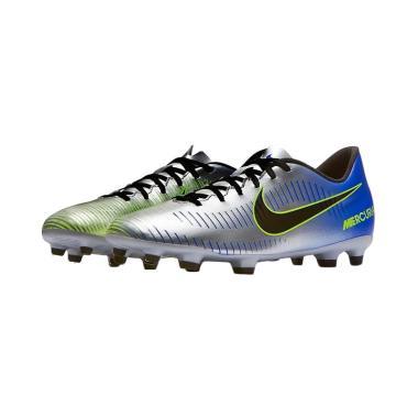 NIKE Mercurial Vortex III Neymar Sepatu Sepakbola [FG 921511-407]
