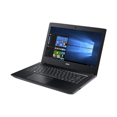 Acer E5-475-381G Notebook - Gray [I ... / 500GB/ 14 Inch/ Win 10]