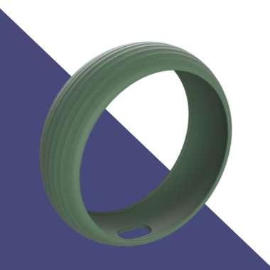 harga Silicone Case Sleeve Protective for SONG X TWS Earphone Portable  green green Blibli.com