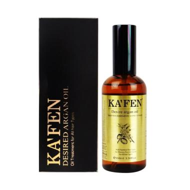 KA'FEN Desire Argan Oil Moroccan Oil Natural Organic [100 mL]