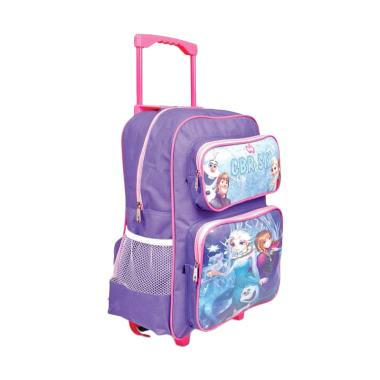 CBR 6 Frozen Tas Sekolah Anak Perempuan - Ungu