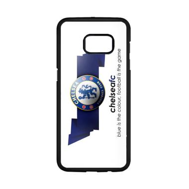 Acc Hp Chelsea Logo Quotes Z4917 Casing for Samsung Galaxy Note FE