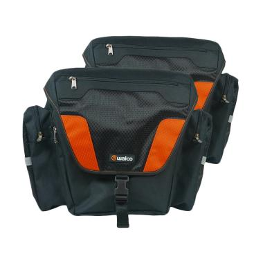 Walco Design Movepak Side Pannier T ... k Orange [W1502-BK/2 pcs]